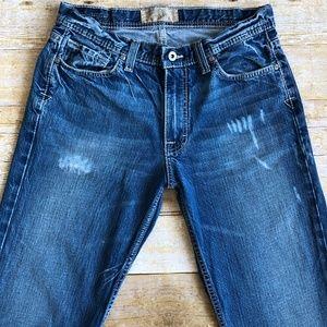 BKE Tyler Relaxed Bootcut Jeans Sz 31 X 32
